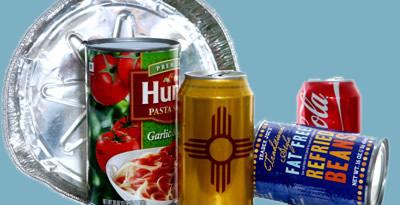 Metal Santa Fe New Mexico Recycling