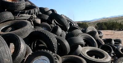 Tires | Santa Fe New Mexico Recycling